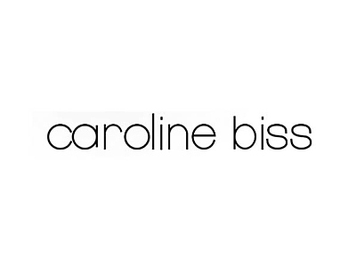caroline biss logo website