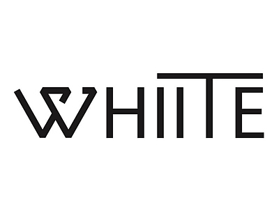 whiite logo website